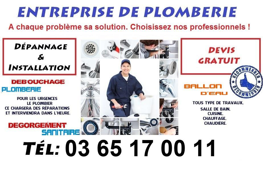 Plombier Chambly